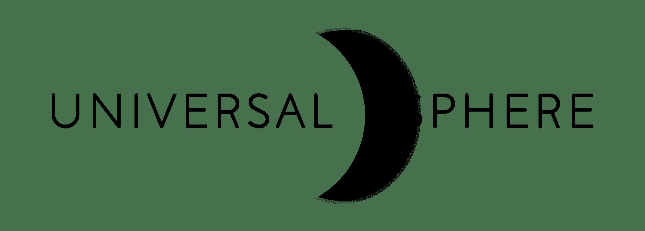 The Universal Sphere™ logo
